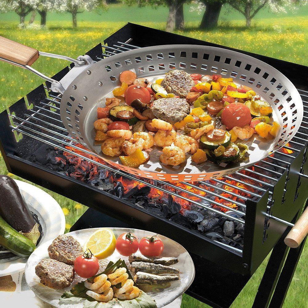 BBQ-grillipannu