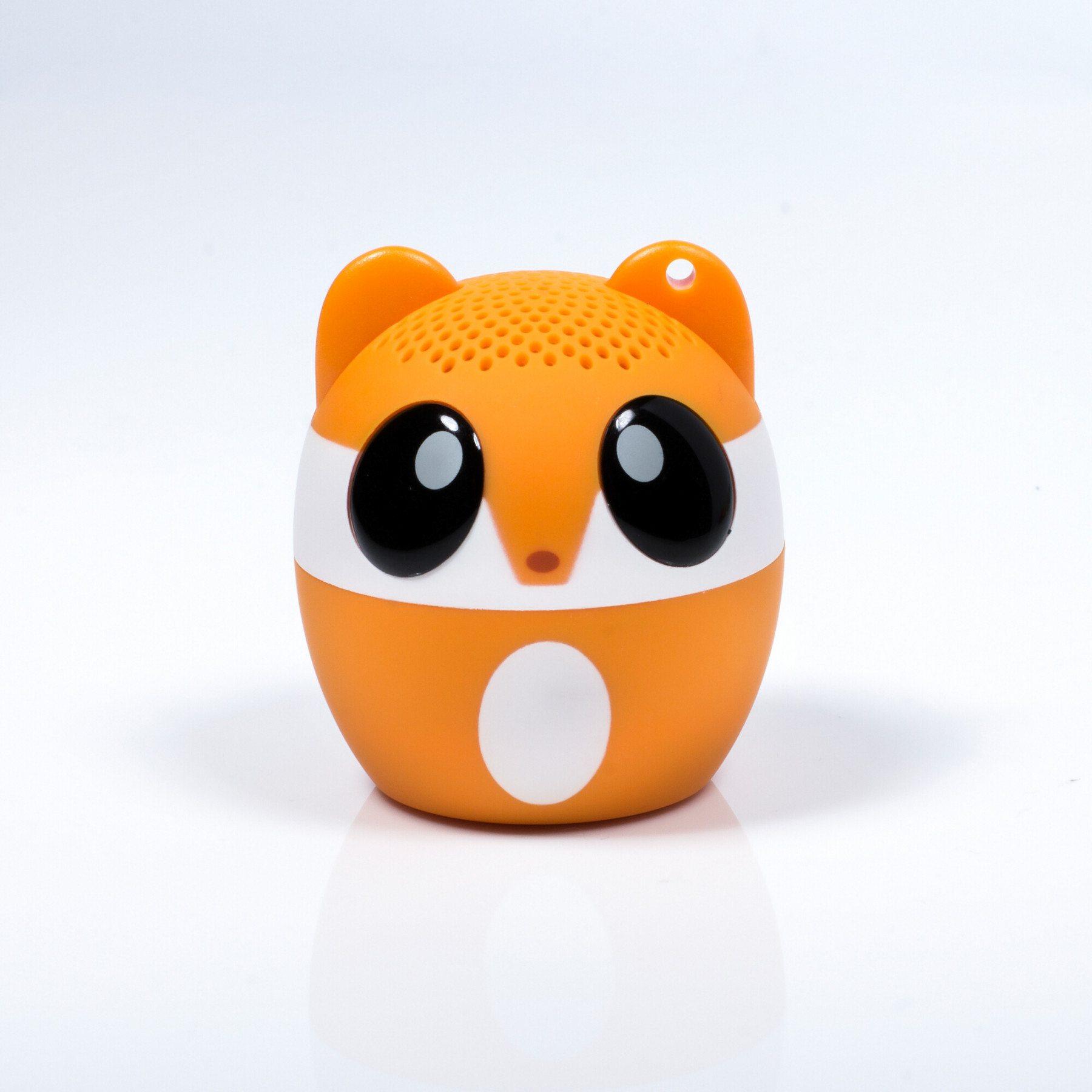 Bluetooth-kaiutin eläinmotiivilla