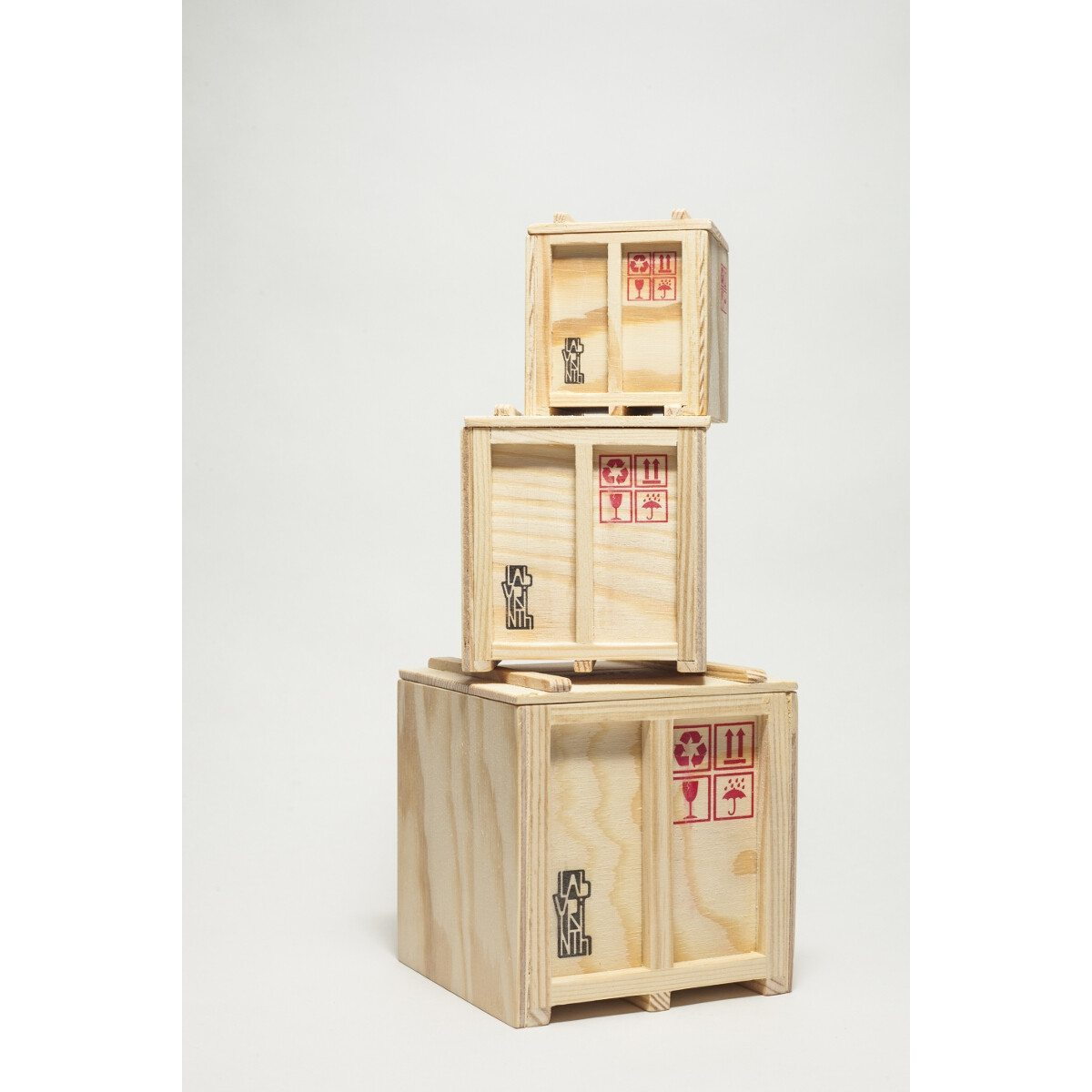 Cargo design-säilytyslaatikkosetti