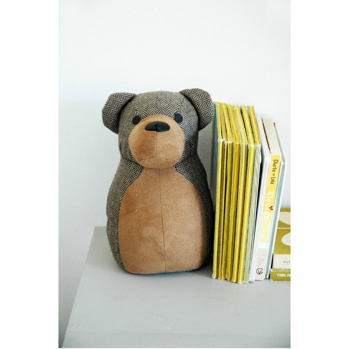 DOORSTOPPER AND BOOKEND ANIMALS