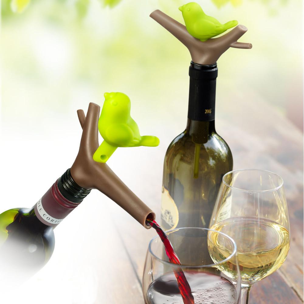 Hoobbe Boozy Bird viininilmaaja
