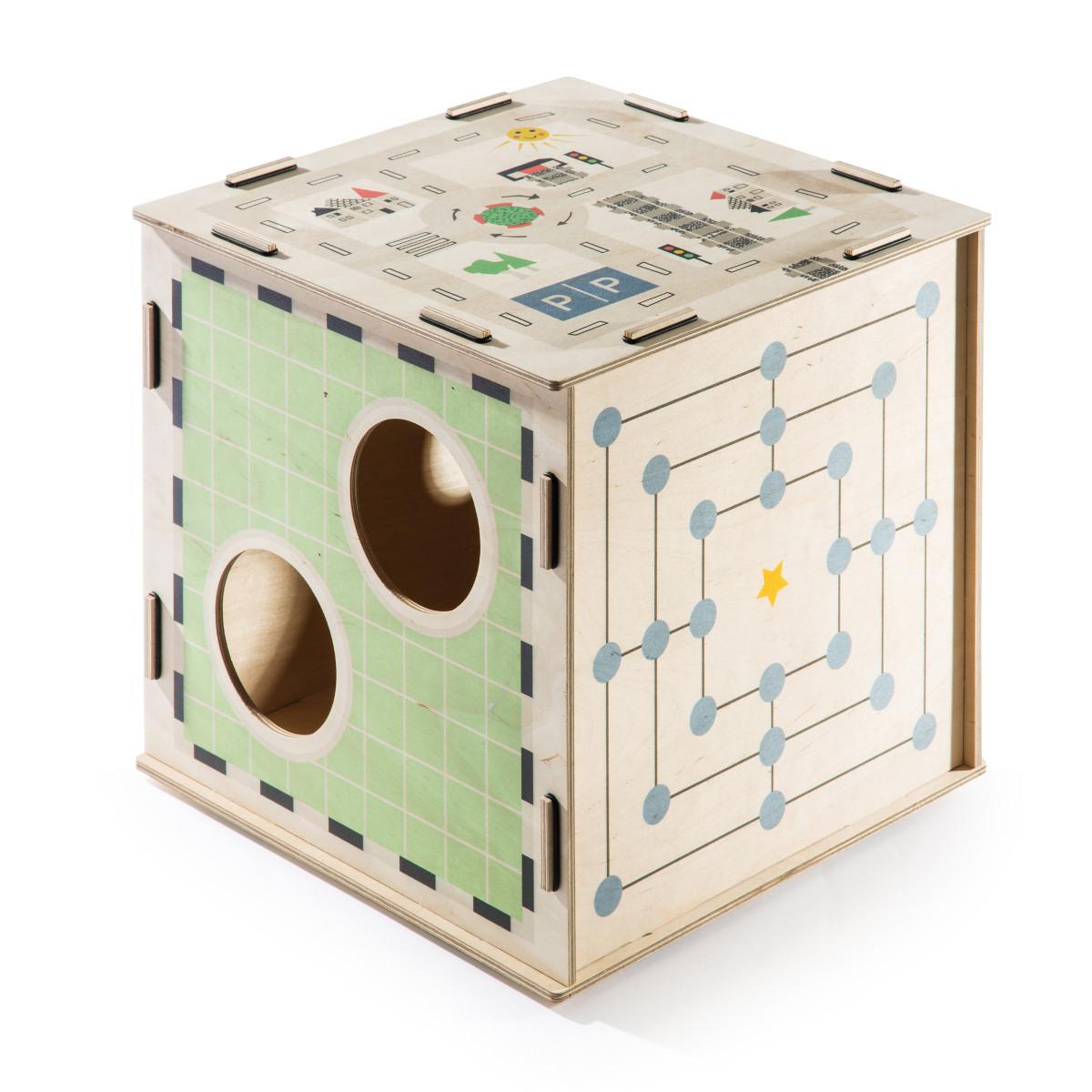 Kids Qube - 6-facher Spielspaß für Kids