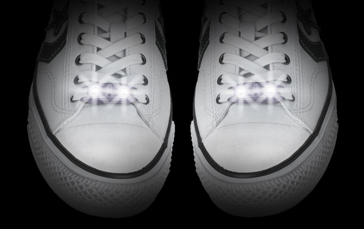 Lace Lights LED-kengännauhavalot