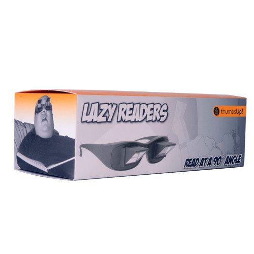 Lazy Readers - Lesebrille für Faule