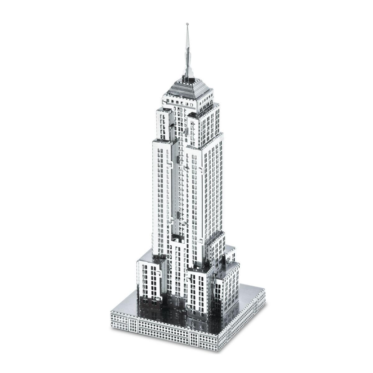 """Metal Earth """"Kuuluisat rakennukset"""" 3D-metallirakennussarja"""