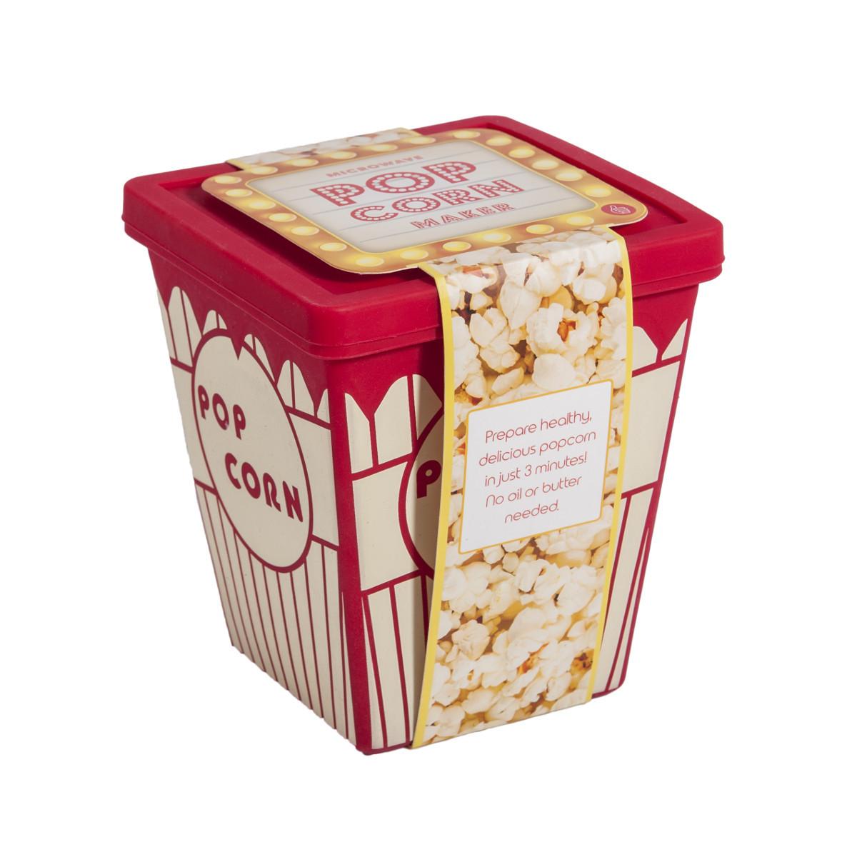 Mikrowellen Popcorn Maker