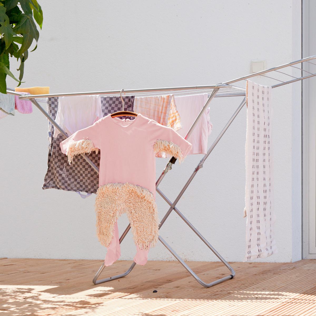Moppi potkupuku vauvalle