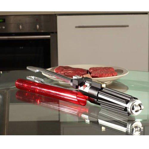 Star Wars grillipihdit äänitehosteilla
