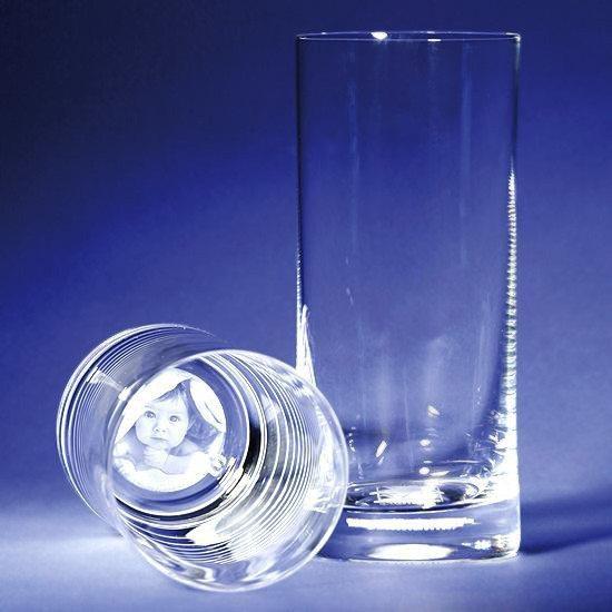 Trinkgläser mit Foto – Longdrink-Gläser