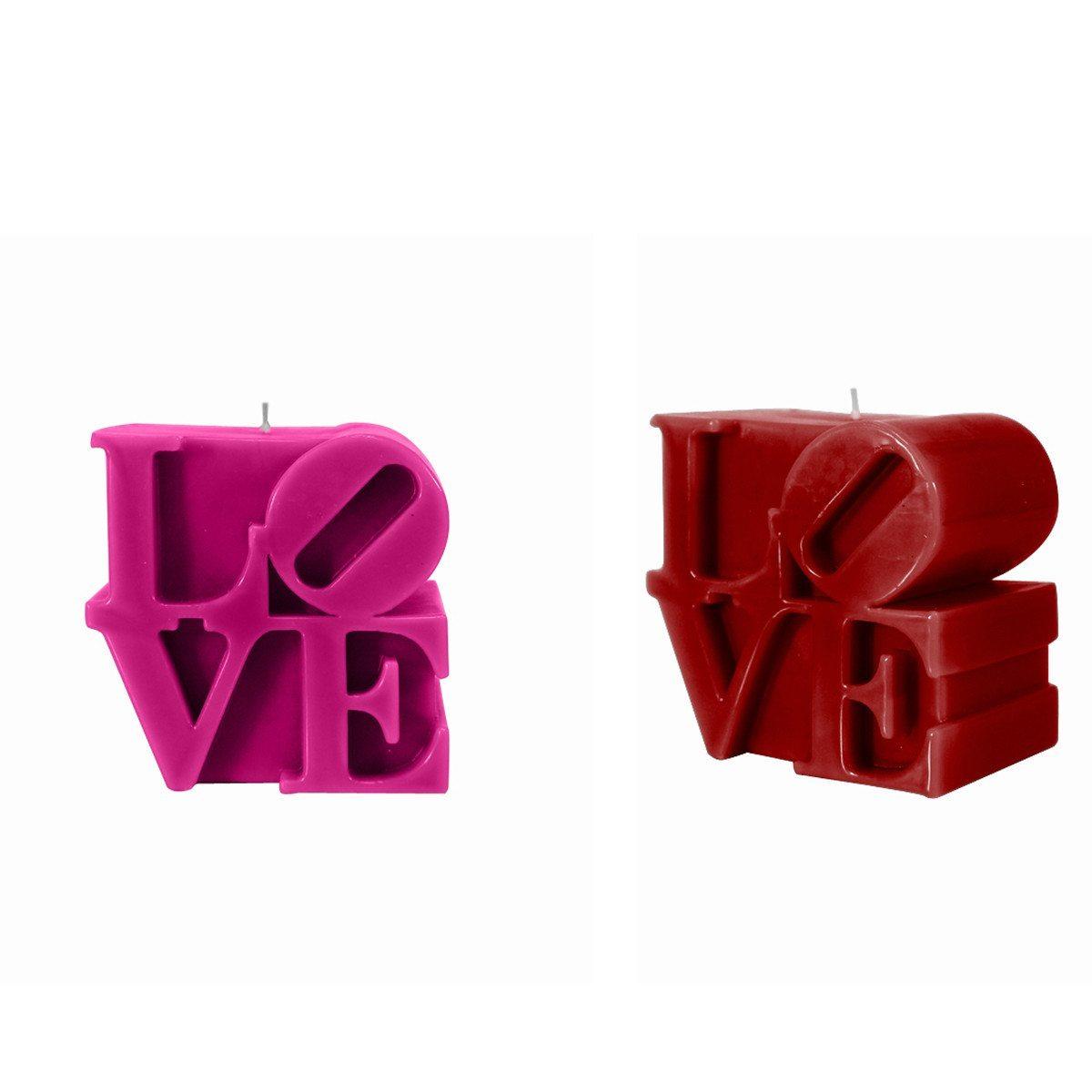 LOVE-kynttilä