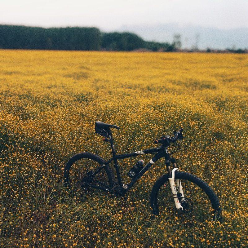 Maastopyöräkokeilu ryhmälle, Kouvola