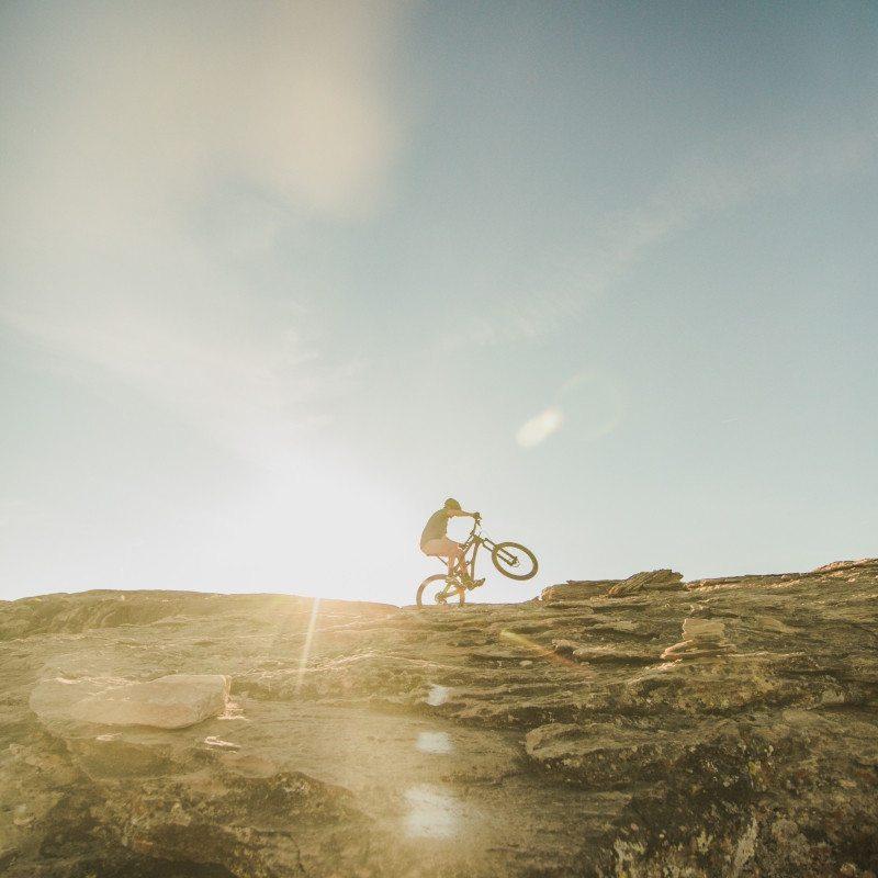Maastopyöräkurssi ryhmälle, Kouvola