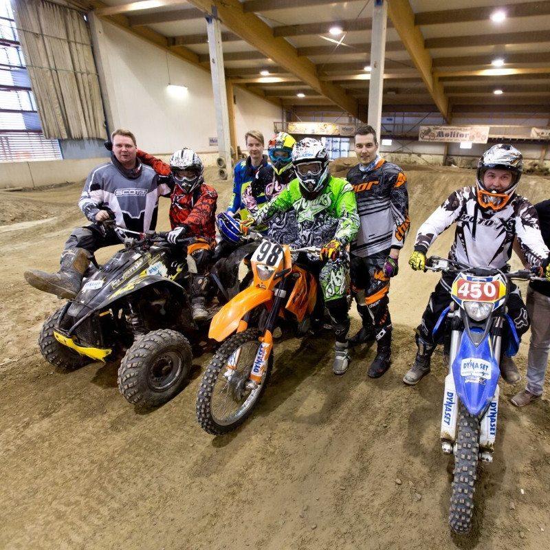 Motocrosselämys ryhmälle, Ylöjärvi