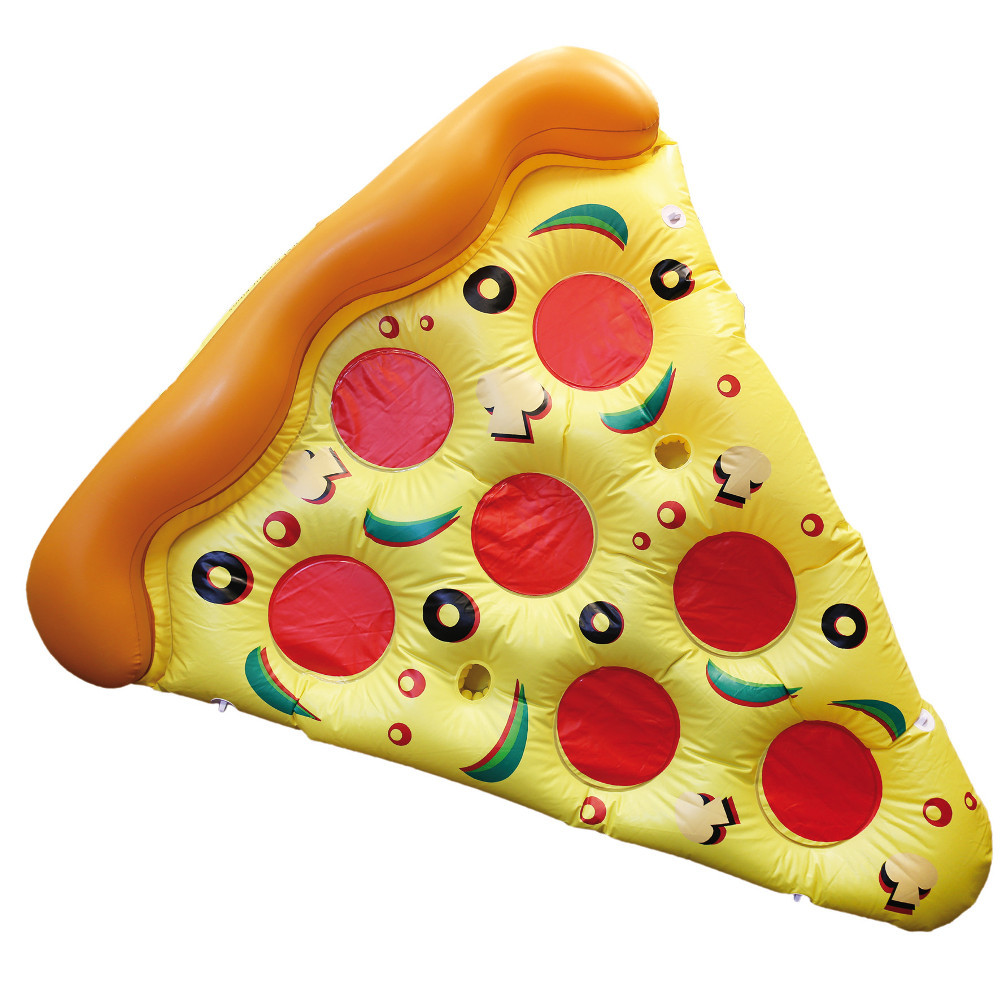 "Luftmatratze ""Pizza"""
