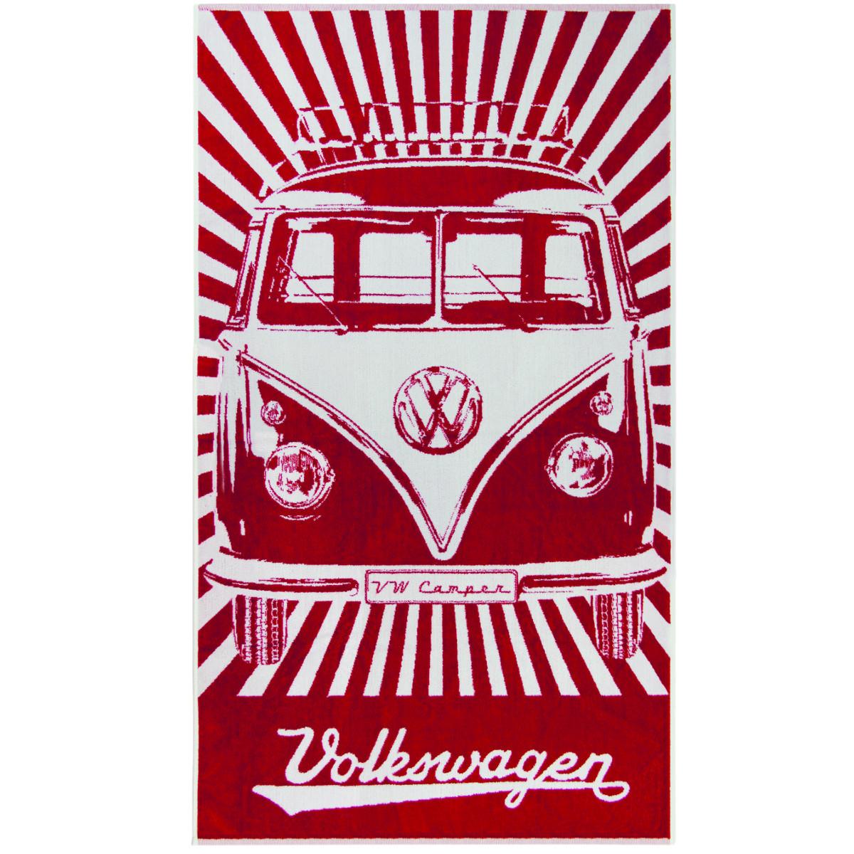VW Kleinbus rantapyyhe