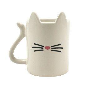 Animal Coffee Cup - Cat