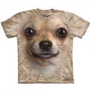 Big Face - Tier T-Shirts - Chihuahua