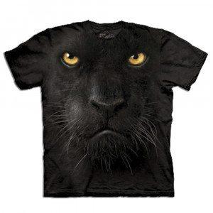 Big Face - Tier T-Shirts - Panther