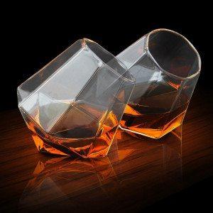 Diamond viskilasi-lahjapakkaus