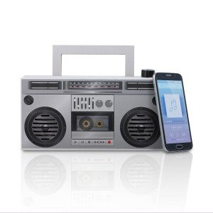 DIY Wireless Boombox