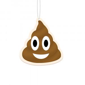 Emoji-Lufterfrischer fürs Auto: Pile of Poo