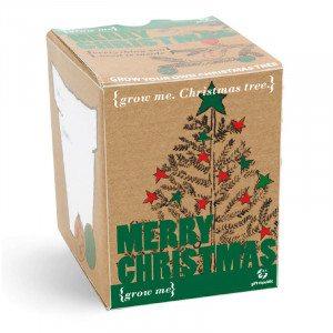 "Grow me a message ""Weihnachtsbaum"""