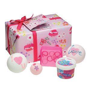 Ich liebe dich - Traumhaftes Geschenkset für Badefeen
