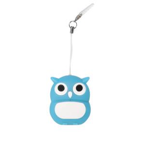KEYCHAIN SPEAKER BLUE OWL