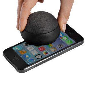 Kosketusnäytön puhdistaja älypuhelimille ja tableteille