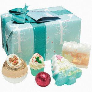 """Bade-Geschenkset """"Winter Wonderland"""""""
