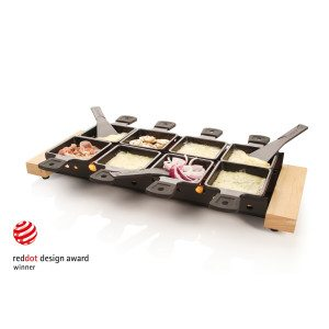 Bile-raclette Mega XL