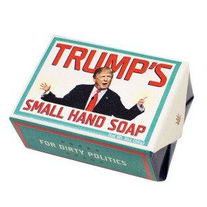 Saippua - Trumpin pieni käsi