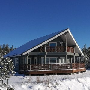 Villa Apr Botniaring, Kurikka