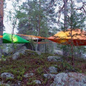 Tentsile Elämys Plus, Grelsbölen tila, Varsinais Suomi
