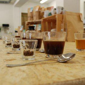 Paahtimovierailu ja kahvimaistelu
