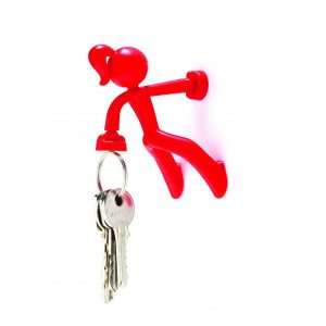 Magnetischer Schlüsselhalter Petite weiß