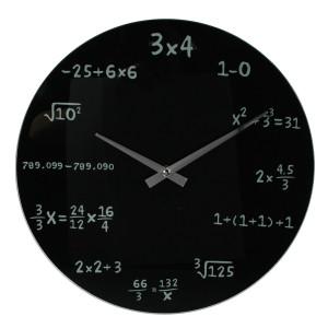 Matematiikka seinäkello