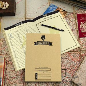Matkapäiväkirja