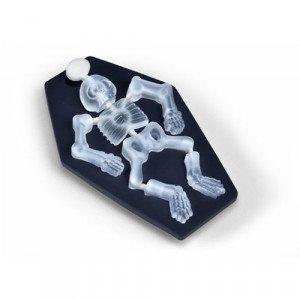 Mr Bones - Eiswürfelform