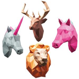 PaperShape origami-eläinhahmot
