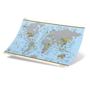 Raaputus-maailmankartta