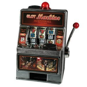 Rahapeliautomaatti – säästölipas uhkapelurillekin