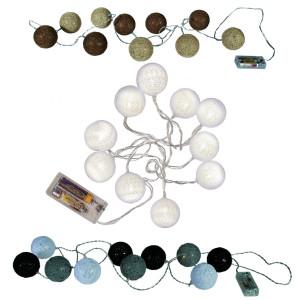 Rottinkiset LED-pallovalot