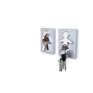 Schlüsselhalter für Sie und Ihn Mr & Mrs. Smith Brangelina