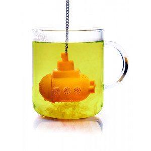 Tee-Ei verpackt
