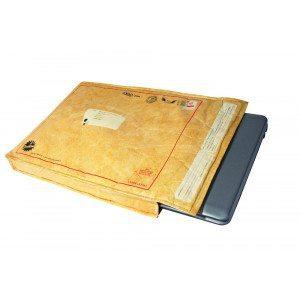 Undercover Laptop Schutzhülle geöffnet