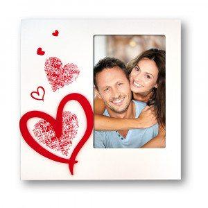 Vanilla Love - Bilderrahmen für die Hochzeit