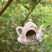 Keraaminen pannu-lintulauta